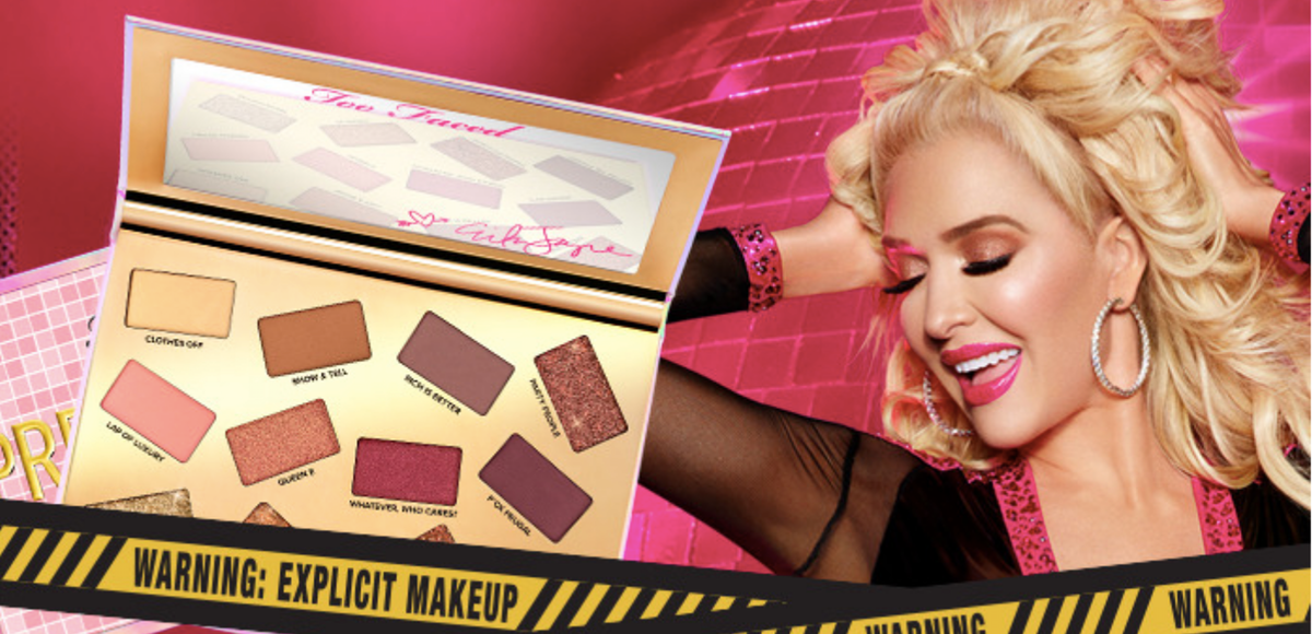 "Too Faced Launched A Line With 'RHOBH' Star Erika Jayne & There's A Product Named ""Pat The Puss"""