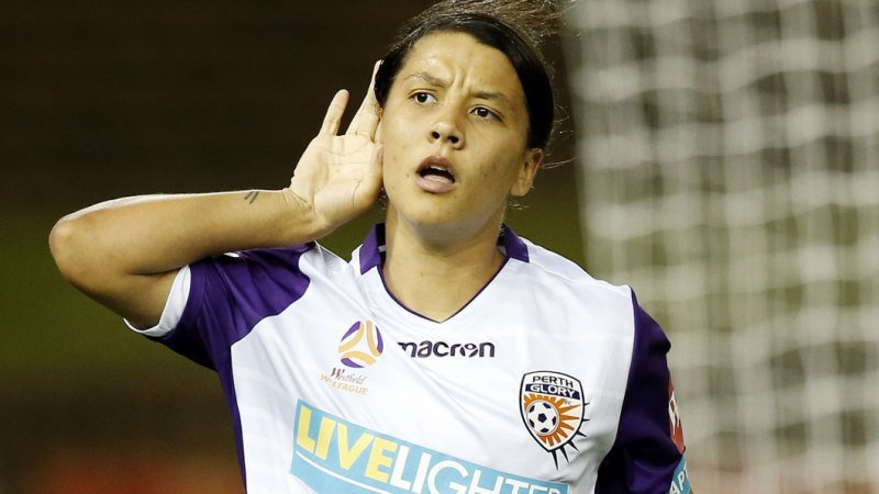 Sam Kerr not the only Glory threat says Victory's W-League boss