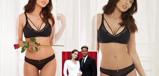 Helen Flanagan shows she's ready for Valentine's Day with footie boyfriend Scott Sinclair in sizzling photoshoot