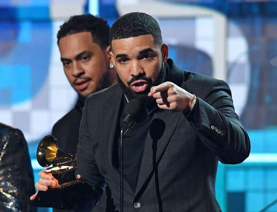 Drake Declared That The Grammys Don't Matter While Accepting A Grammy
