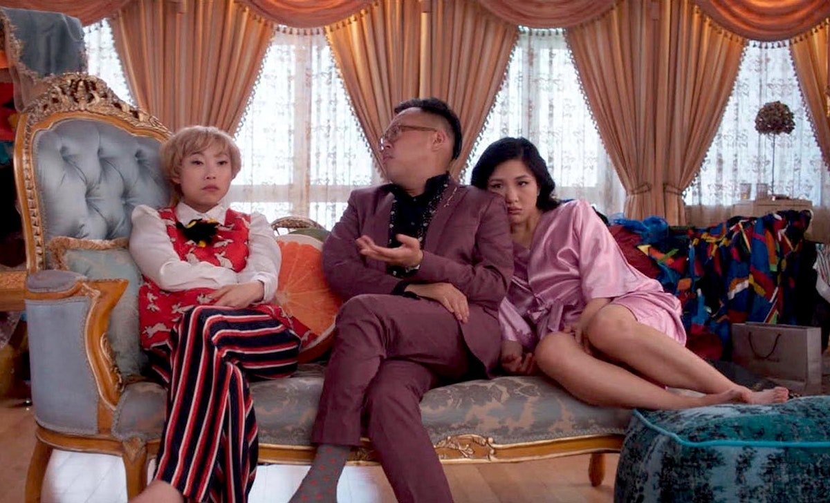 'Lazy Rich Asians' Is The Sitcom Version Of 'Crazy Rich Asians,' So Get Excited