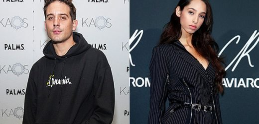 G-Eazy, 29, Confirms Romance With Sexy VS Model, 20, As Halsey & Yungblud Heat Up