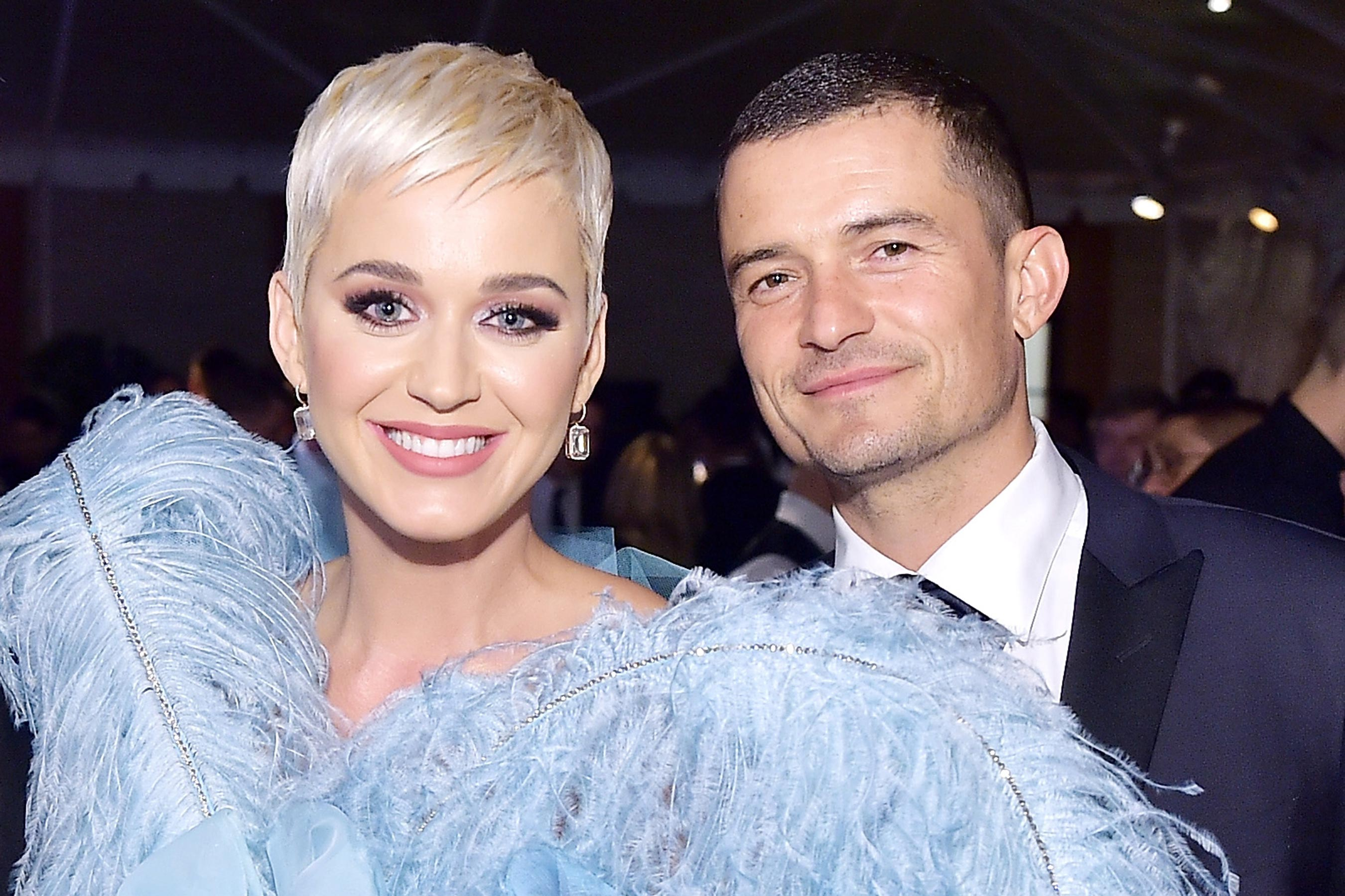 Katy Perry reveals details of how Orlando Bloom proposed
