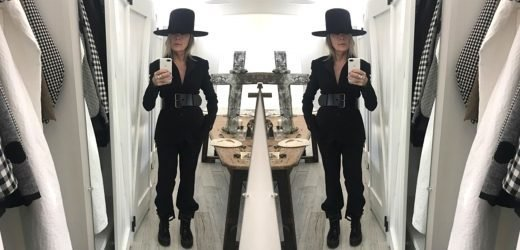 Diane Keaton Is Now a Fashion Blogger and the Rest of You Can Go Home