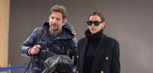 Irina Shayk & Bradley Cooper Just Made a Chic Appearance Ahead of the BAFTAs