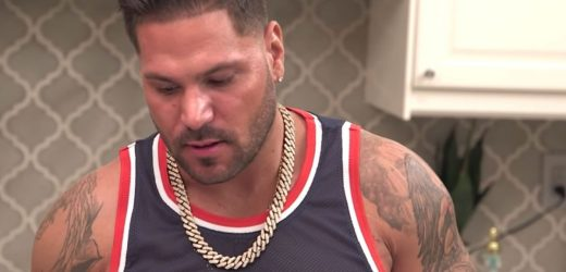 'Jersey Shore's Ronnie Ortiz-Magro Completes Rehab Stint For Alcohol Abuse, Depression