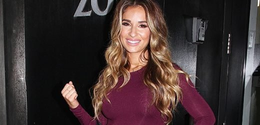 Jessie James Decker Gives Advice To Achieve Your Health Goals: 'It's Not Going To Happen Overnight'