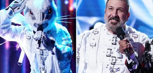 Joey Fatone Reveals Which of His NSYNC Bandmates Recognized Him as the Rabbit on The Masked Singer