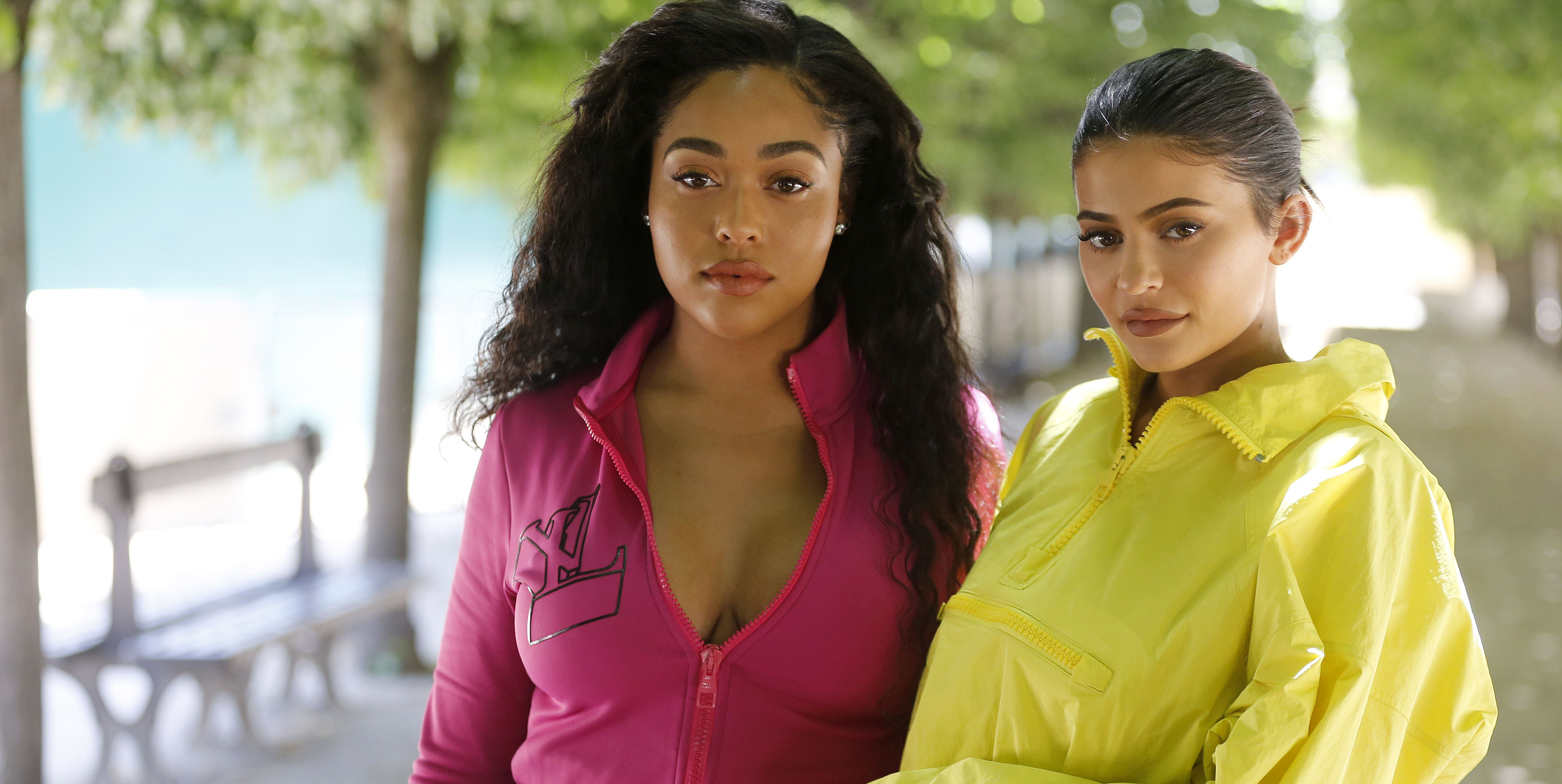 "Kylie Jenner Was Reportedly ""In Denial"" About the Jordyn Woods Rumors"