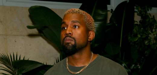Yikes, Someone Just Ran Away With $1 Million by Pretending to Be Kanye West at Fashion Week