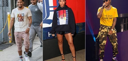 Lori Harvey, 22, Linked To Trey Songz, Future & Justin Combs & Fans Are Here For Her Dating Skills