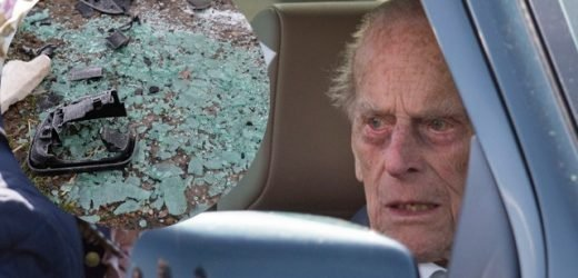Off The Roads! Prince Philip Gives Up Driving License After Crash