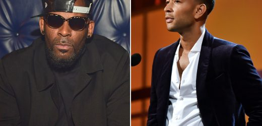 John Legend says R. Kelly's sexual abuse charges are 'a long time coming'