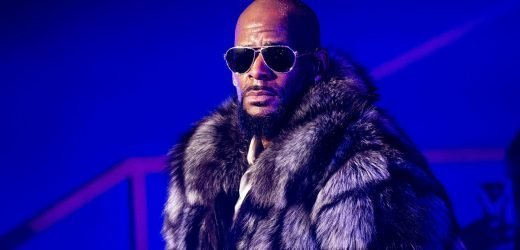 R. Kelly Arrested After Being Charged With Aggravated Sexual Abuse