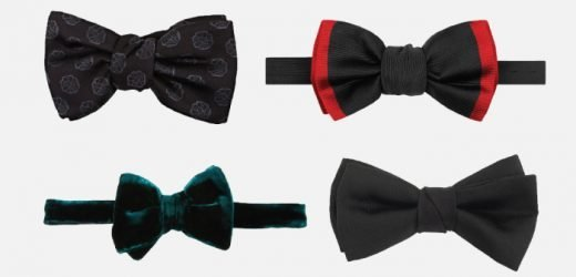 Five Tips to a Perfect Bow Tie on Oscar Night