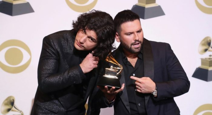 Dan + Shay's 'Tequila' Named Most Shazamed Song of the Grammys