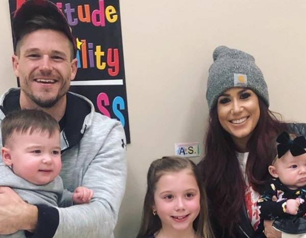 Teen Mom's Chelsea Houska Gets Candid About Her Family of 5