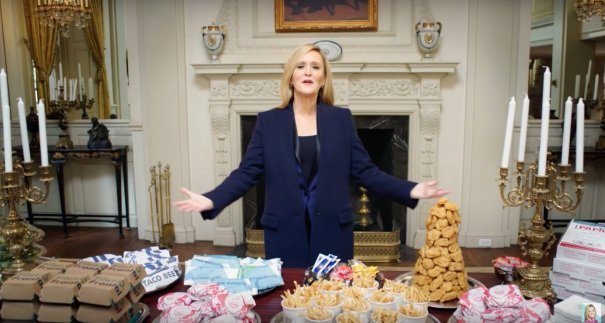 Samantha Bee Announces Second Not the White House Correspondents' Dinner