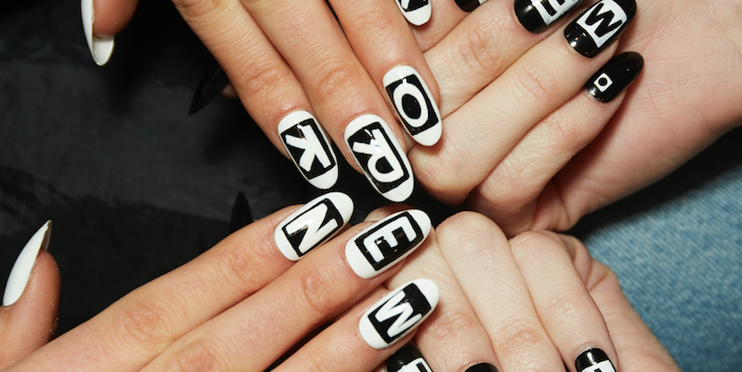 This Is How You Remove a Gel Manicure At Home