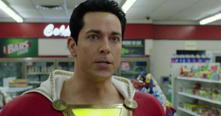 'Shazam' Featurette Introduces Zachary Levi's Newbie Superhero