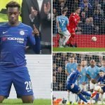 Chelsea 3 Malmo 0 (5-1 agg): Hudson-Odoi and Barkley score as Chelsea book place in last-16