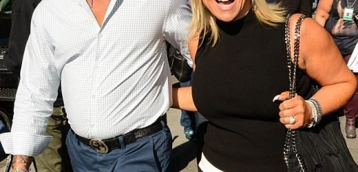 Theresa Caputo Focusing on Her Mother of the Bride Body Now That Victoria Caputo Is Engaged!