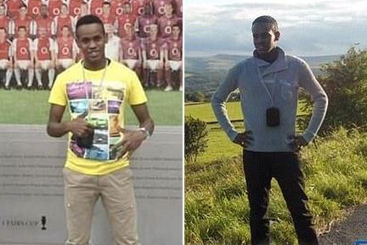 Brit, 26, arrested in UAE for wearing Qatar footie shirt is 'forced to sign confession that he attacked cop'
