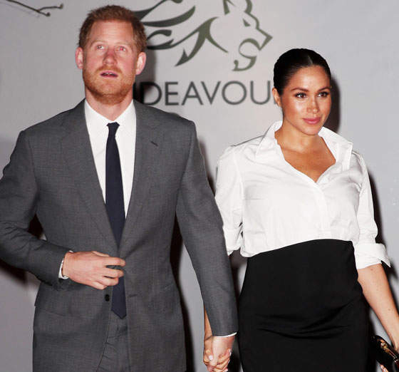 Thomas Markle Shockingly (Cough) Shared A Private Letter From Duchess Meghan