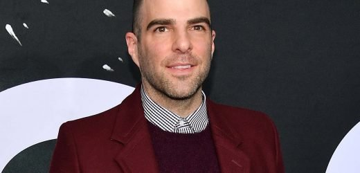 Zachary Quinto is Hollywood's new leading man
