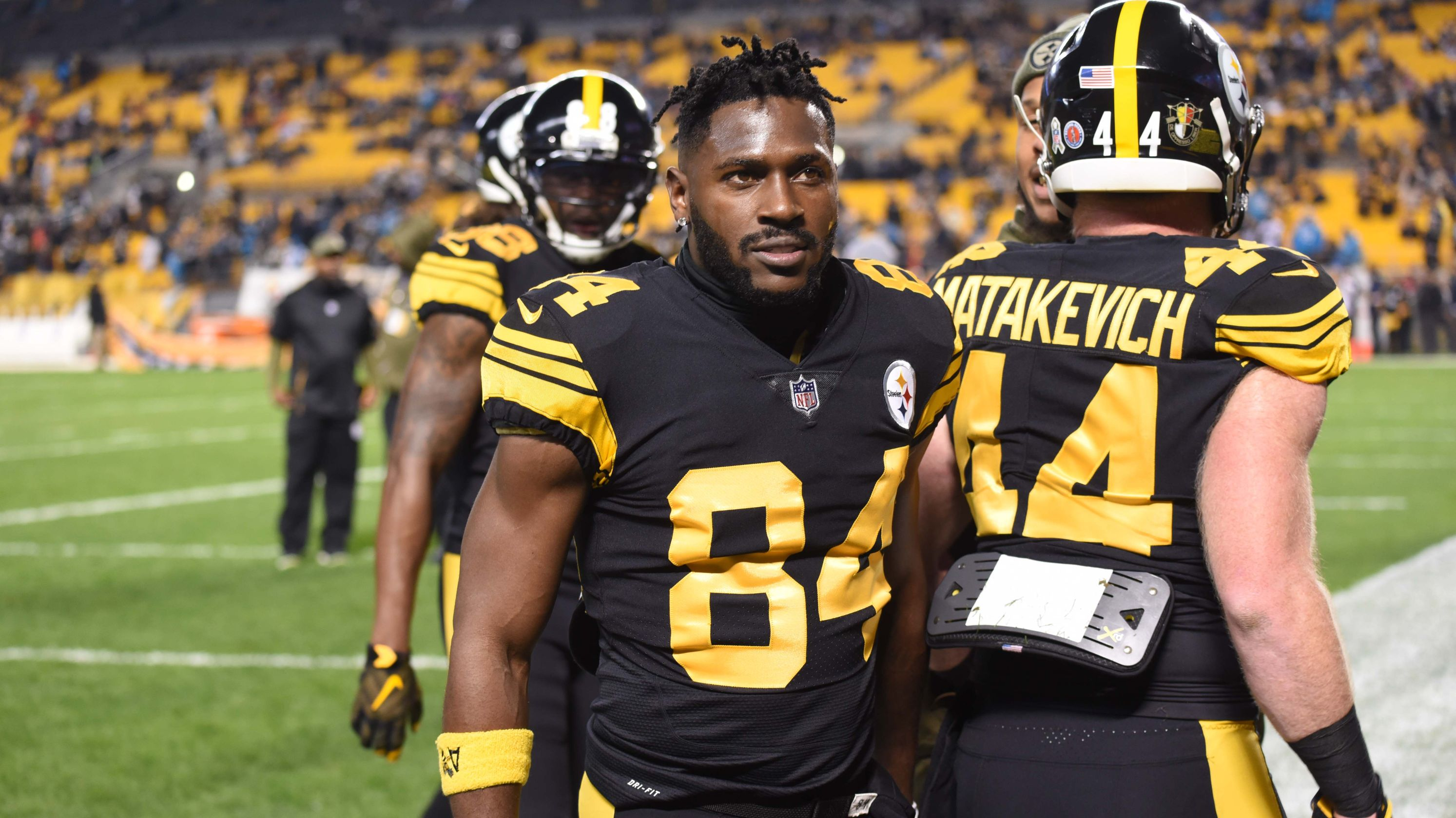 Steelers GM Kevin Colbert: Three teams have reached out on Antonio Brown trade