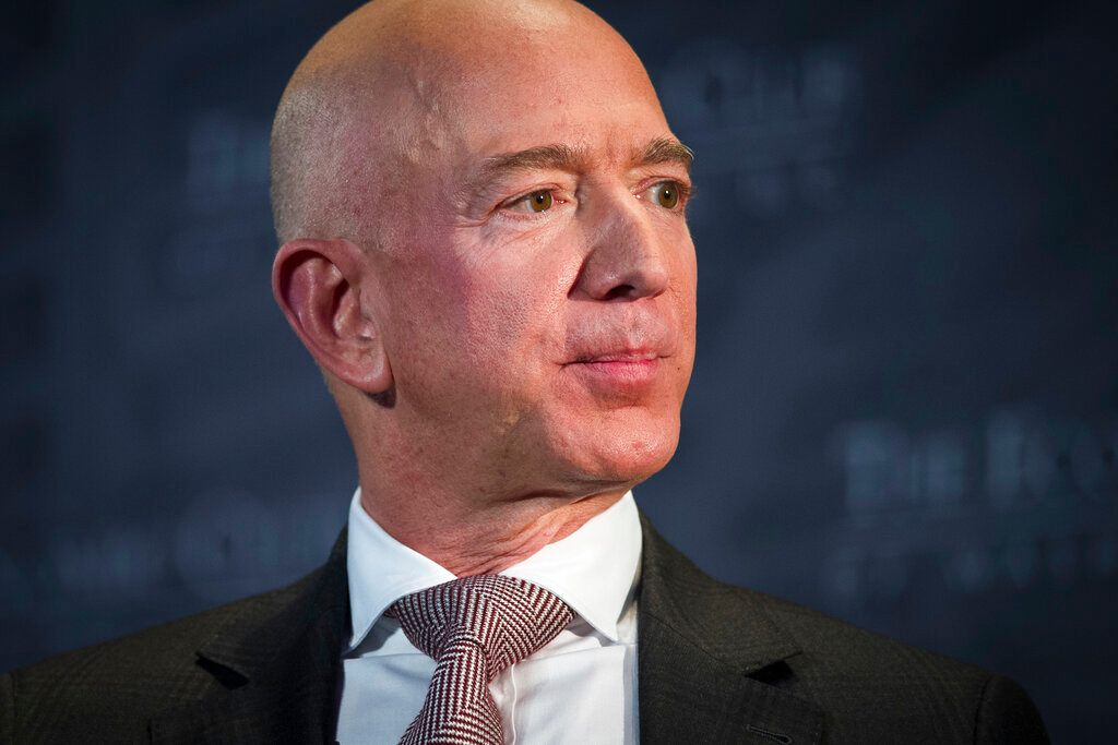 Source of leaked Bezos texts was mistress' pro-Trump brother: report