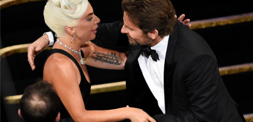 Lady Gaga posts about 'special' moment with Cooper during Academy Awards