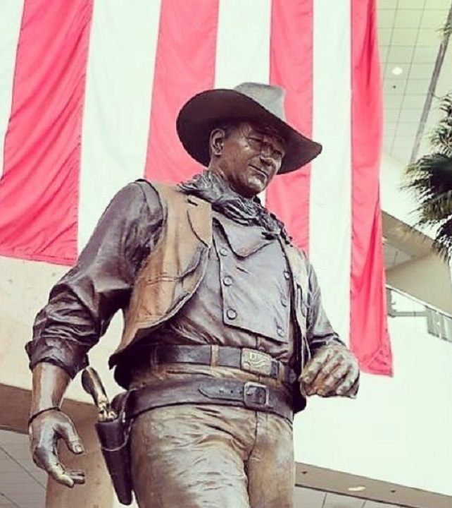 John Wayne Airport should be renamed, some say, after screen legend's 1971 Playboy interview sparks controversy