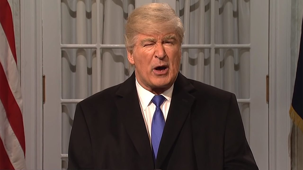 Donald Trump slams 'Saturday Night Live' on Twitter after show mocks his state of emergency declaration