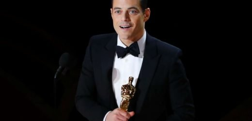 Rami Malek on his best actor Oscar win: 'We're longing for stories like this'