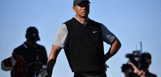 Tiger Woods makes one equipment change for altitude in Mexico City