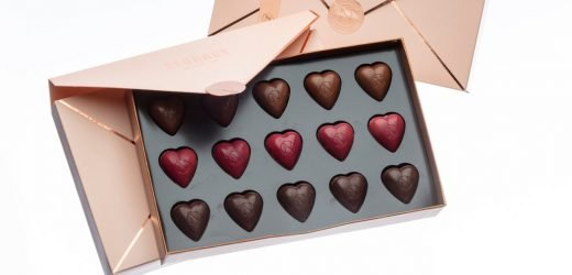 Send a Love Letter Full of Chocolates