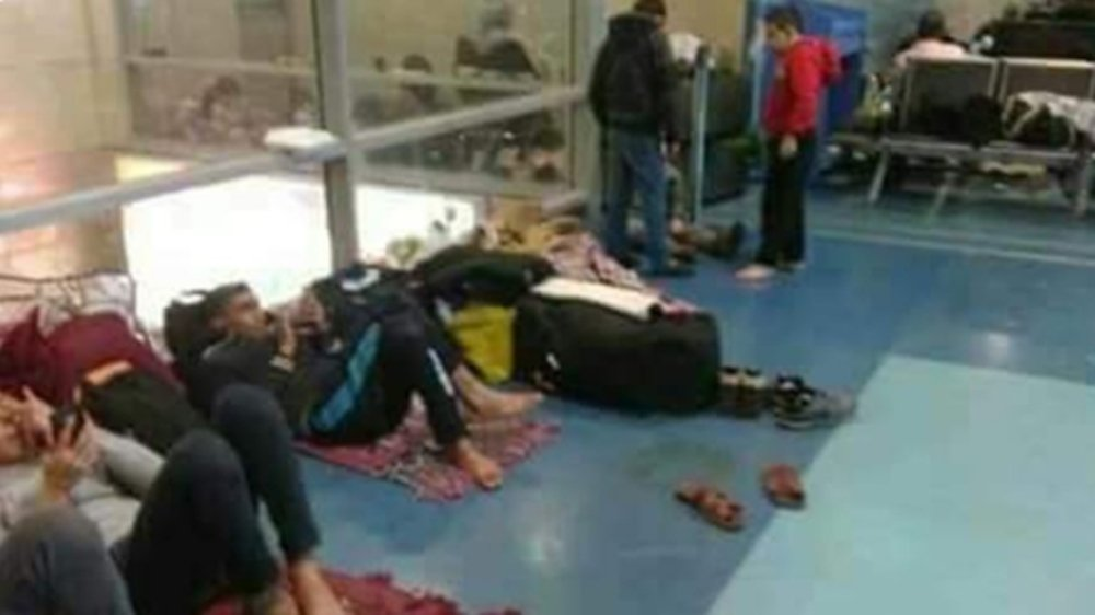 Palestinians stranded in Egypt leave for Rafah crossing