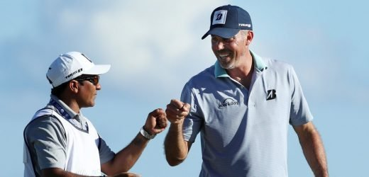 A Fat Check for Matt Kuchar Yielded a Slim Bonus for His Caddie in Mexico