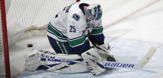 3rd period comeback not enough, as Canucks fall 3-2 to Avalanche in shootout