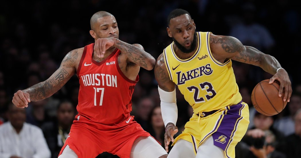 LeBron James 'Activated' in Lakers' Comeback Win Over Rockets