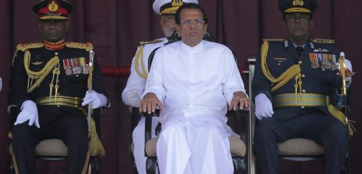 Sri Lanka ruling alliance suffers defeat in local polls