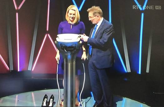 'It's going to be awful' – Claire Byrne finds out her metabolic age live on TV
