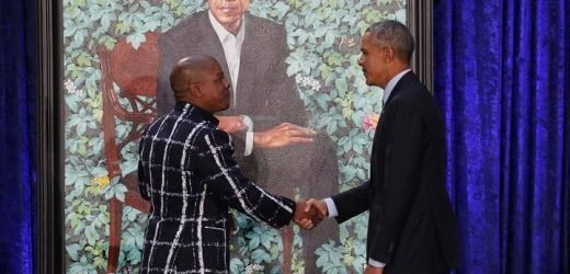 'Obama effect' doubles visitors to Washington, D.C. art gallery