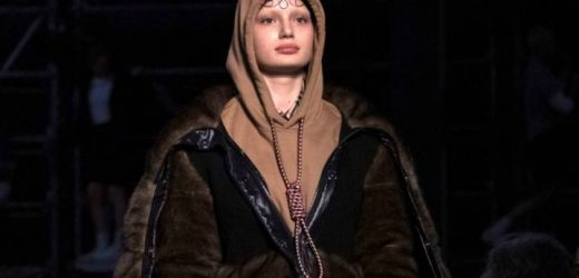 'It was insensitive': Burberry apologizes for sending noose down runway