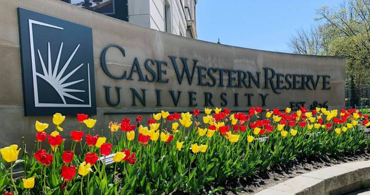 Case Western Reserve University threat no longer exists