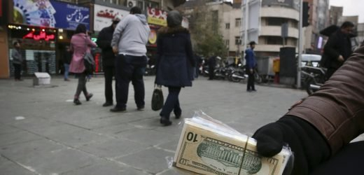 Currency devaluation against US dollar rattles Iran