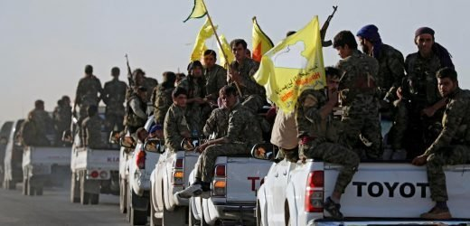 U.S.-backed Syrian force launches 'final battle' against Islamic State enclave