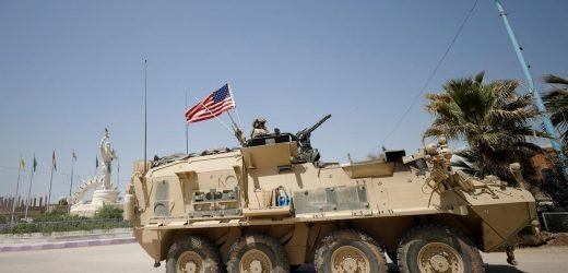 U.S. military aims to withdraw from Syria by April: WSJ