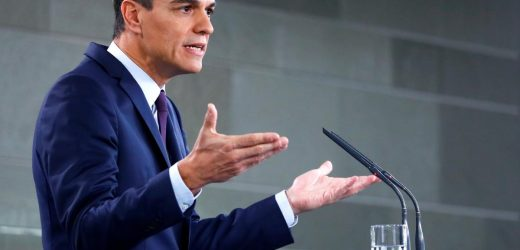 Far-right to get seats in Spanish parliament: opinion polls